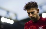 Bayern đón hung tin, trụ cột ngồi ngoài chưa rõ thời gian quay lại