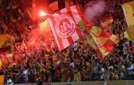 Sự cố pháo sáng sân Hàng Đẫy: Hà Nội bị phạt tiền, treo sân hết mùa giải?