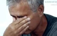 SỐC! Mourinho bật khóc trong cuộc phỏng vấn mới nhất