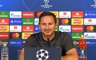Ra quân 'bảng tử thần', Lampard tuyên bố 1 câu về cơ hội của Chelsea
