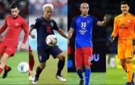 Không có cầu thủ Việt Nam trong Top 10 đắt giá nhất Đông Nam Á