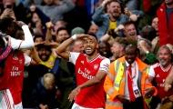 Những hình ảnh ấn tượng vòng 6 Premier League: Pháo thủ thoát 'cửa tử'