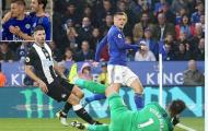 'Sát thủ' bùng nổ, Leicester tiếp tục sắm vai 'ông kẹ' tại Premier League