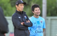 Đây, điểm hạn chế của tân HLV Akira Nishino ở ĐT Thái Lan