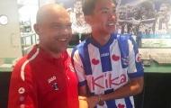 HLV SC Heerenveen nói điều khiến Văn Hậu 'mát lòng mát dạ'