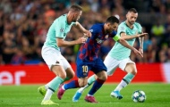 Đả bại Inter, Messi gửi thông điệp cực chất đến toàn cõi trời Âu