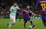 Messi 'củ hành' Inter Milan như chưa hề dính chấn thương