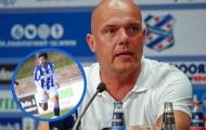 Ngó lơ Đoàn Văn Hậu, HLV SC Heerenveen bật mí đội hình ra sân tại vòng 9