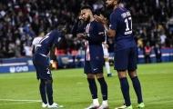 Neymar nổ súng, PSG đại thắng trên sân nhà