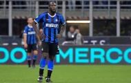 Lukaku bất lực nhìn đội nhà bị cướp ngôi đầu bảng