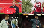 Jurgen Klopp và 4 năm thần kỳ từ Zero đến Hero cùng Liverpool
