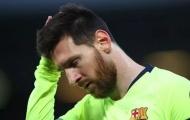 NÓNG: Messi nói 1 điều, lần đầu tiết lộ 'cơn ác mộng' tại Anfield
