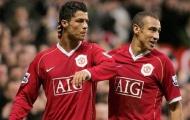 'Tôi tiếc vì không ở Man Utd lâu hơn'