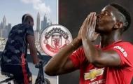 Man Utd khủng hoảng, run rẩy chờ Liverpool và đây là điều Pogba đang làm