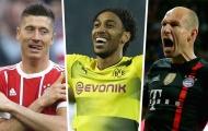 Đội hình siêu mạnh Bundesliga 10 năm qua: 2 họng pháo hạng nặng!