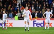 10 thống kê nổi bật trong thất bại bất ngờ của tuyển Anh