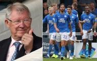Ngán ngẩm với Man Utd, Sir Alex cười tít mắt ăn mừng chiến thắng của con cưng