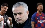 Mourinho loại Ronaldo và Messi, chỉ ra cầu thủ xuất sắc nhất