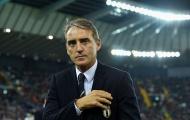 Tuyển Ý thưởng lớn cho HLV Mancini sau khi giành vé EURO