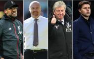 Xếp hạng 10 HLV Premier League đỉnh nhất hiện tại: Pep 'out', Emery 'in'