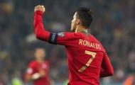 Ghi 700 bàn thắng, Ronaldo gửi lời cảm ơn đến các đồng đội