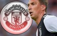 'Man Utd là giải pháp tốt nhất cho cậu ấy, người mang tâm hồn lên sân cỏ'