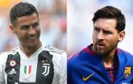 Được Ronaldo khuyên rời Barca, Messi đã có câu trả lời