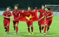 Vòng loại thứ 3  bóng đá nữ Olympic 2020 khu vực châu Á: Việt Nam 'chung mâm' với Hàn Quốc