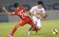 V-League trở lại: Nóng bỏng cuộc đua trụ hạng; HAGL vẫn chưa an toàn
