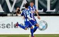Văn Hậu tiếp tục dự bị, SC Heerenveen thắng đội bóng vừa hòa Manchester United