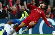 Vì sao Salah không tham dự trận Man Utd - Liverpool?