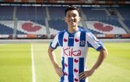 Đây, lý do Đoàn Văn Hậu vẫn chưa được ra sân thi đấu cho SC Heerenveen