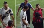 Choáng với hành động tục tĩu & ngạo mạn của Ibrahimovic