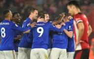 9 lần 'nhả đạn', Leicester City là đội ghi bàn nhiều nhất Châu Âu?
