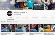 Kênh youtube BongDa.com.vn trở lại