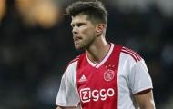 'Gã thợ săn' của Ajax coi Ronaldo là hình mẫu học hỏi
