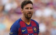 Messi: 'Ronaldo là tiền đạo xuất sắc nhất tôi từng được xem trong đời mình'