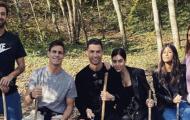 Ronaldo đã ở đâu khi Juventus bị Lecce cầm hòa?