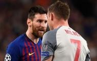 Không phải Messi hay Ronaldo, đây là kẻ khiến 'người không phổi' của Liverpool khiếp sợ!