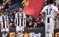 "Vòng 10 Serie A: Juventus gặp lại ""khắc tinh"""