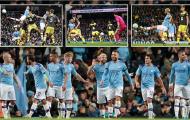 Đội hình B Man City 'đá văng' Southampton khỏi League Cup