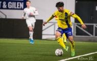 Công Phượng 'tả xung, hữu đột' trong ngày U21 Sint-Truiden thua đậm