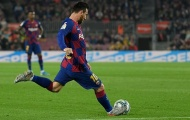Lionel Messi xứng danh 'Vua sút phạt'
