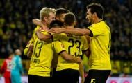 Hazard tỏa sáng, Dortmund hủy diệt thành công Wolfsburg