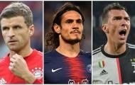 Muller - Cavani - Mandzukic, Man Utd nên chọn ai cho mục tiêu kinh nghiệm?