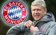 Vì sao Wenger bỗng sáng cửa ngồi vào chiếc ghế nóng tại Bayern?