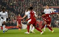 'Đó là sự thay đổi từ Liverpool'