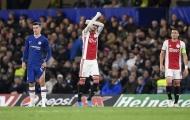 Lampard phản ứng ra sao khi Ziyech lập siêu phẩm?