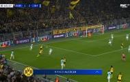 Vừa vào sân, sao Dortmund tinh quái khiến Inter thủng lưới