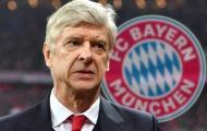 Arsene Wenger: Ứng cử viên số 1 cho chiếc 'ghế nóng' tại Bayern Munich